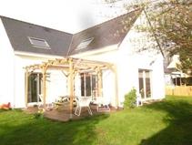 BoligBytte til/France/noyal muzillac/vue depuis  jardin