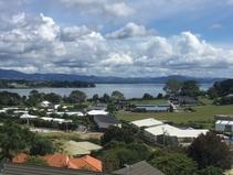 BoligBytte til/New Zealand/Omokoroa/View from both decks