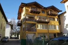 Home exchange in/Italy/Levico terme/La casa vista dall'esterno