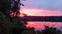 BoligBytte til/United States/florence/sunset from deck #4