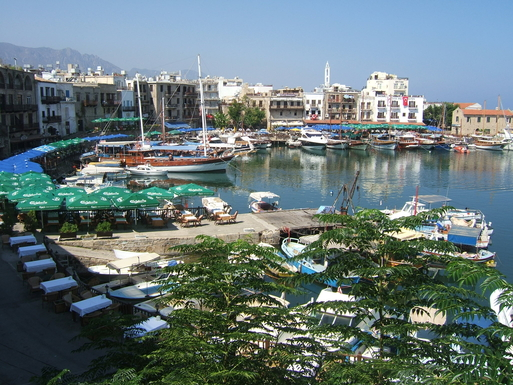 Home exchange in,Cyprus,Karaman,Kyrenia harbour