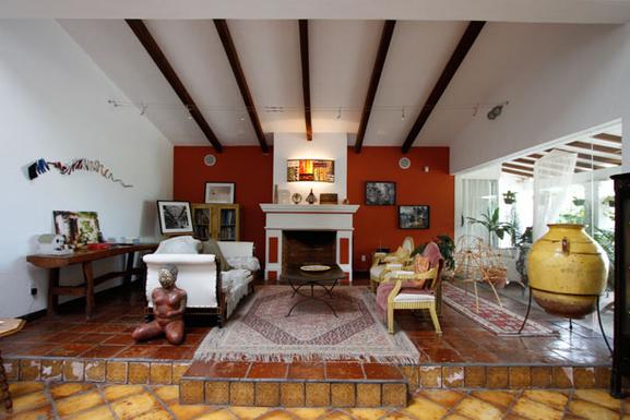 BoligBytte til,Mexico,Ajijic,Living Room