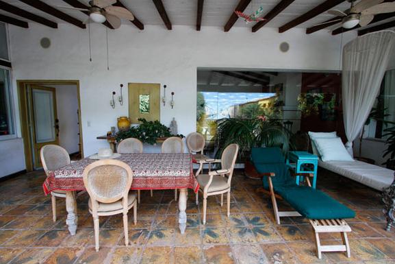 BoligBytte til,Mexico,Ajijic,Back Porch