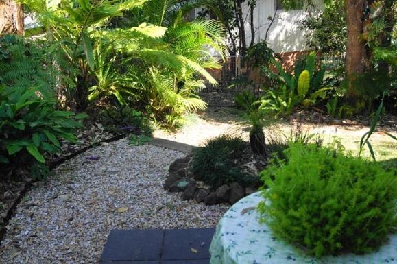 Home exchange in,Australia,VALLA BEACH,Back garden