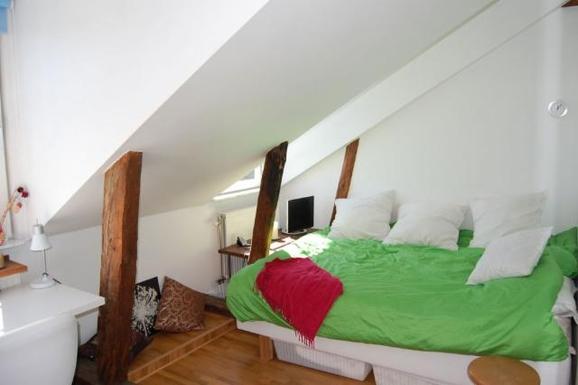 BoligBytte til,Sweden,Stockholm, 0k, N,Second bedroom with 160x200 cm bed, small desk and