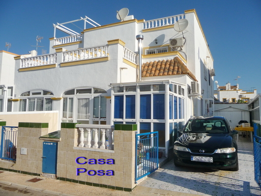 Boligbytte i  Spania,Torrevieja, Comunidad Valenciana,Clean town house with panorama view,Home Exchange & House Swap Listing Image