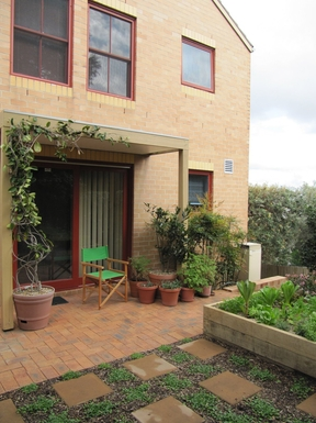 Home exchange in,Australia,South Coogee,Leafy, private back garden.