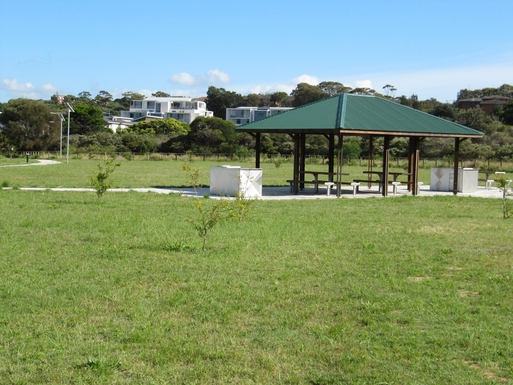 Home exchange in,Australia,South Coogee,Park adjacent to our house.