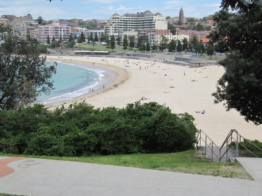 Home exchange in,Australia,South Coogee,Coogee beach.