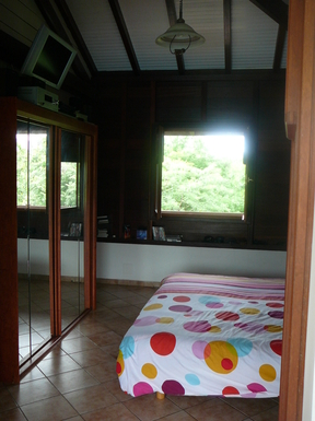 BoligBytte til,Martinique,Diamant, 1km, N,Master bed room has a private bathroom