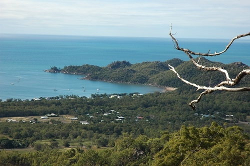 Home exchange in,Australia,NELLY BAY,View from a walking track