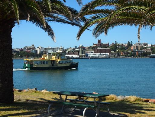 Home exchange in,Australia,STOCKTON,Ferry to Newcastle CBD takes only 3 minutes.  Ther