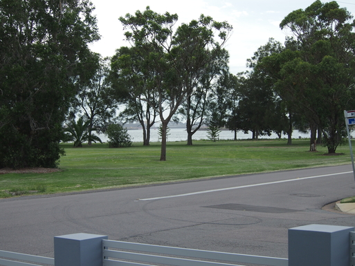 Home exchange in,Australia,STOCKTON,View of a section of the working harbour