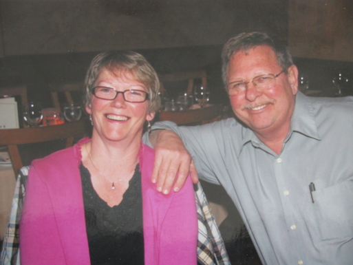 Peggy & Bob