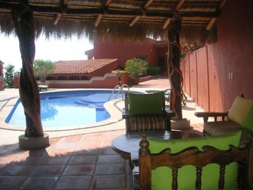 BoligBytte til,Mexico,Manzanillo,Pool Area