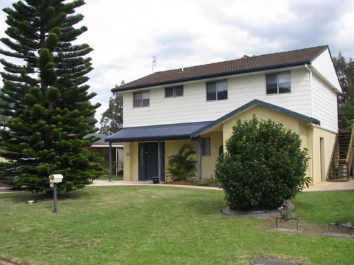 Home exchange in,Australia,SUSSEX INLET,Street Front view