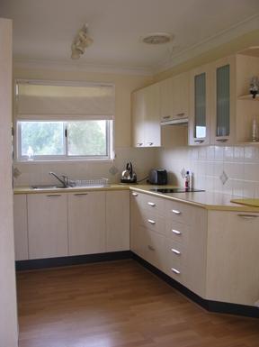 Home exchange in,Australia,SUSSEX INLET,Kitchen