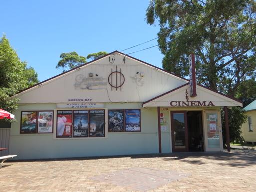 Home exchange in,Australia,SUSSEX INLET,Sussex Inlet Cinema