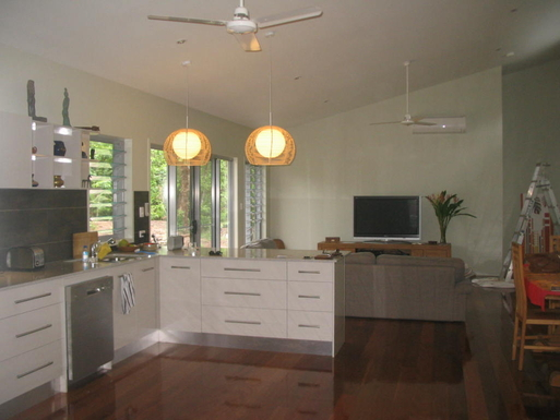 Home exchange in,Australia,CAIRNS,Lounge room