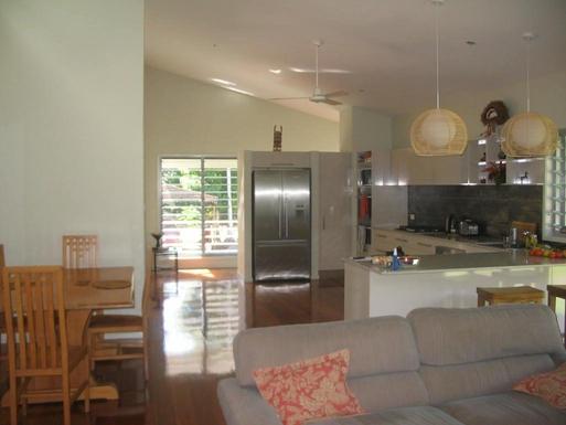 Home exchange in,Australia,CAIRNS,Kitchen area
