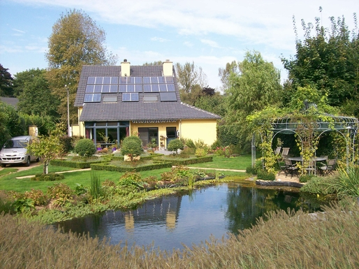 Home exchange country Belgien,molenstede, Vlaams-brabant,house, garden and pool in the hart of Belgium,Home Exchange Listing Image