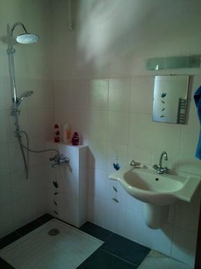 Home exchange in,Cyprus,Karaman,Refurbished shower room