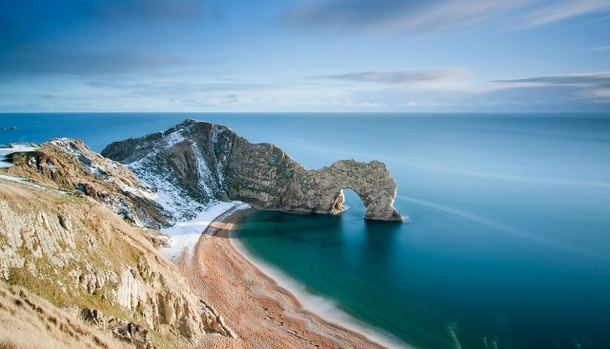 Durdle Door, 10 min drive