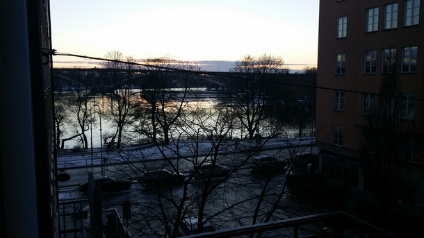 BoligBytte til,Sweden,Stockholm,view from our balcony