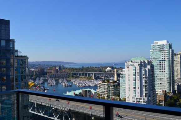 BoligBytte til Canada,Vancouver, British Columbia,Vancouver, Canada. Waterfront Condo Yaletown.,Boligbytte billeder