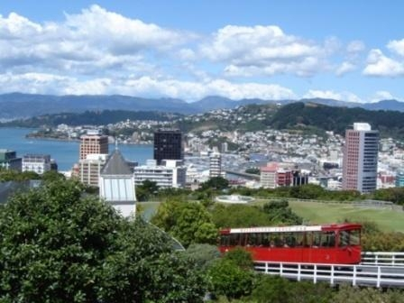 BoligBytte til,New Zealand,Wellington,Unique public cable car is 10 minutes walk away
