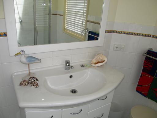 Home exchange in,Australia,GYMEA BAY,TOP LEVEL BATHROOM (all toilets are separate)