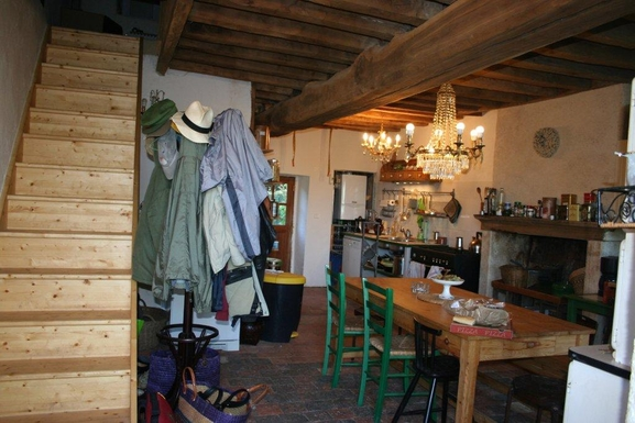 BoligBytte til,France,sougères en puisaye,cuisine