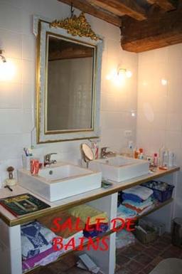 BoligBytte til,France,sougères en puisaye,salle de bains