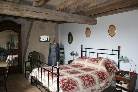 BoligBytte til,France,sougères en puisaye,chambre 1