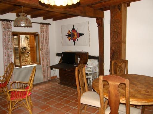 BoligBytte til,Spain,Miranda del Castañar,Living room