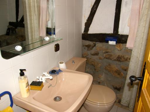 BoligBytte til,Spain,Miranda del Castañar,Bathroom 1