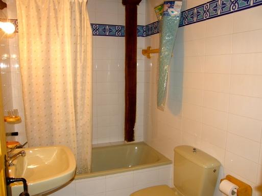 BoligBytte til,Spain,Miranda del Castañar,Bathroom 2