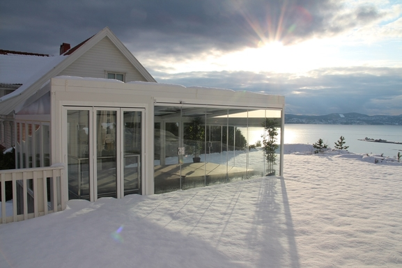 BoligBytte til,Norway,Oslo, 20k, S,Poolhouse winter