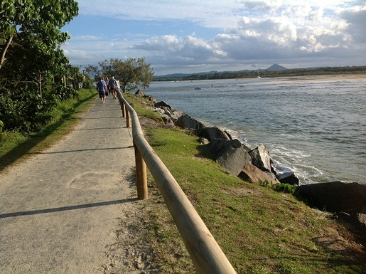 Home exchange in,Australia,COOROIBAH,Noosa Spit