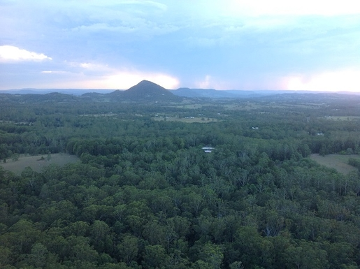 Home exchange in,Australia,COOROIBAH,Mount Timbeerwah Lookout