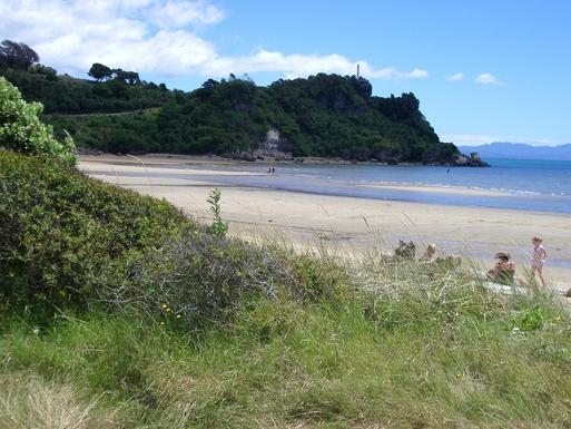 BoligBytte til,New Zealand,Nelson,Liger Bay Golden Bay