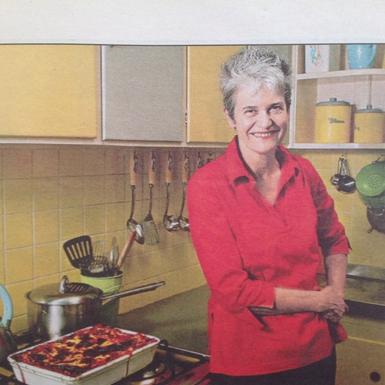 Home exchange in,Australia,RANDWICK,Kathleen in the kitchen