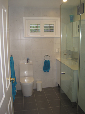 Home exchange in,Australia,Sydney's Northern Beaches,Bathroom