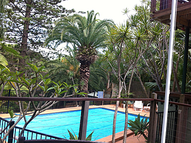 Home exchange in,Australia,Sydney's Northern Beaches,Pool