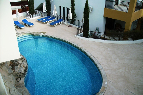 Bostadsbyte i Cypern,Oroklini, Larnaca,Oroklini, Cyprus 2 bed apartment with pool,Home Exchange Listing Image