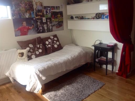 BoligBytte til,Sweden,Stockholm,downstairs bedroom