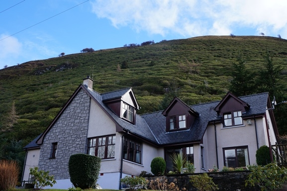 Home exchange in United Kingdom,Fort William, Inverness-shire,Overlooking Loch Lochy in the Great Glen,Home Exchange & Home Swap Listing Image