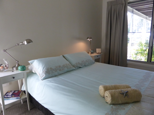 Home exchange in,Australia,WOODGATE,Main bedroom