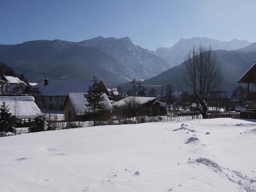 BoligBytte til,Slovenia,Kranjska Gora,Winter views
