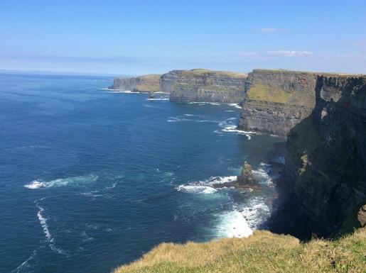 Home exchange in,Ireland,Galway City,Cliffs of Moher